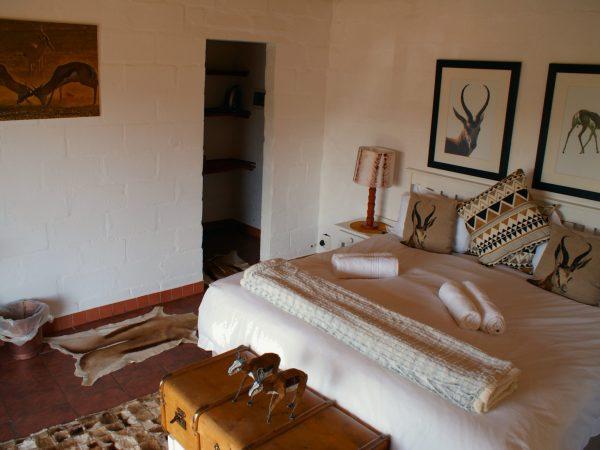 Inside Springbok Chalet